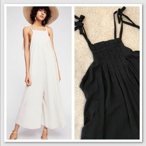 NWOT Free People All You Need Jumpsuit